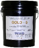 Tomlin Gold 5 Synthetic Oil - 5 Gallon Pail