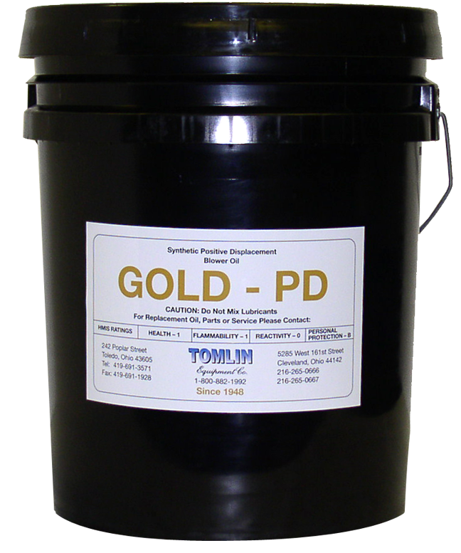 Tomlin Gold PD Premium Synthetic Oil - 5 Gallon Pail
